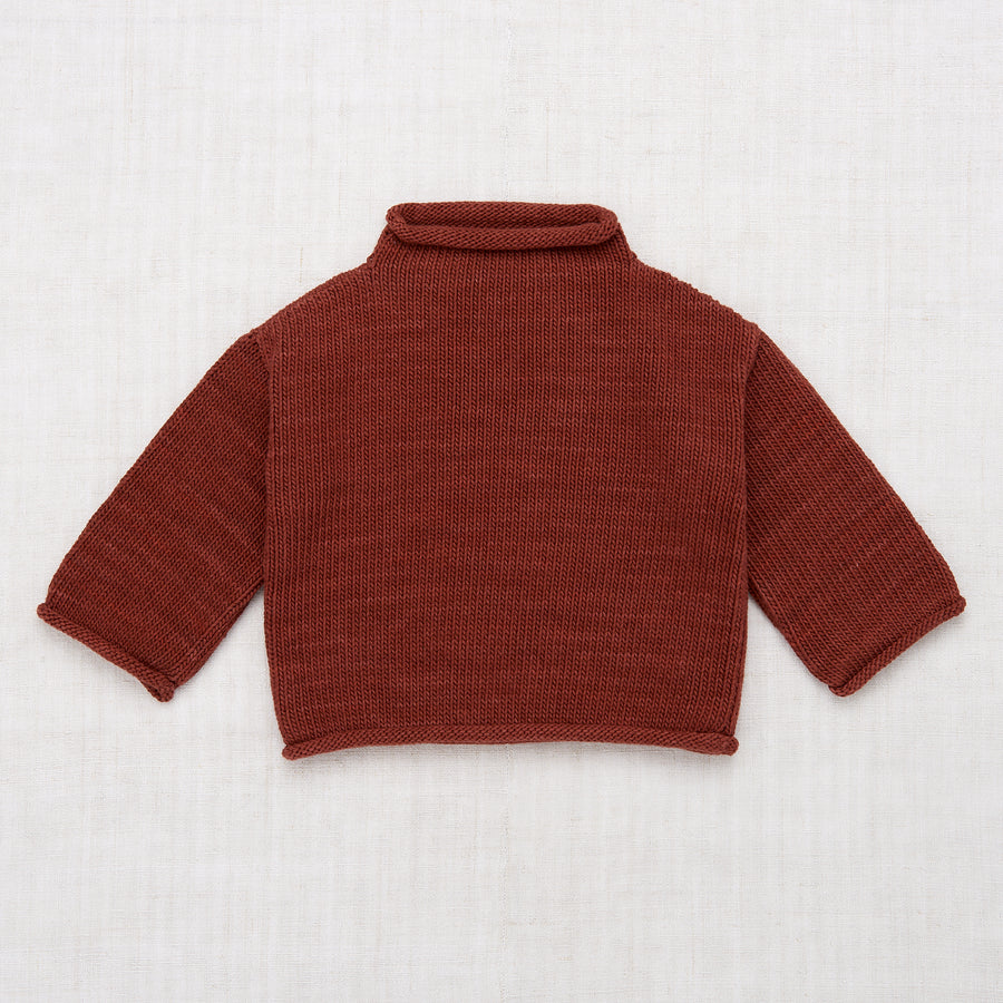 Rollneck Pullover