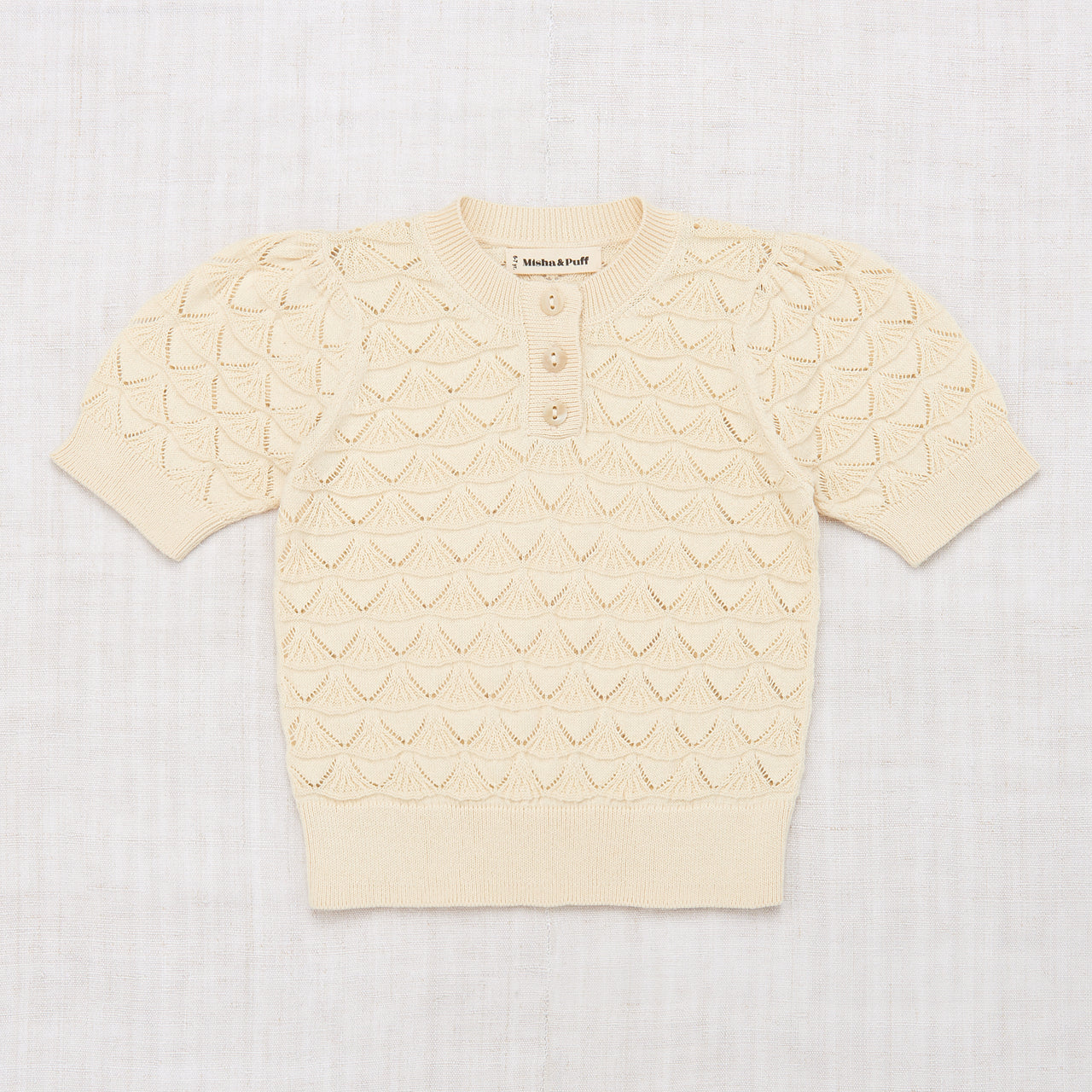 Shell Pattern Top