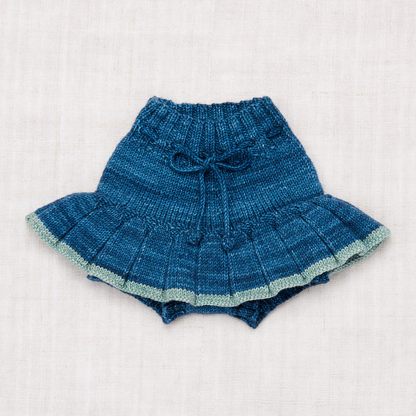 Skating Pond Skirt - Blue Smoke