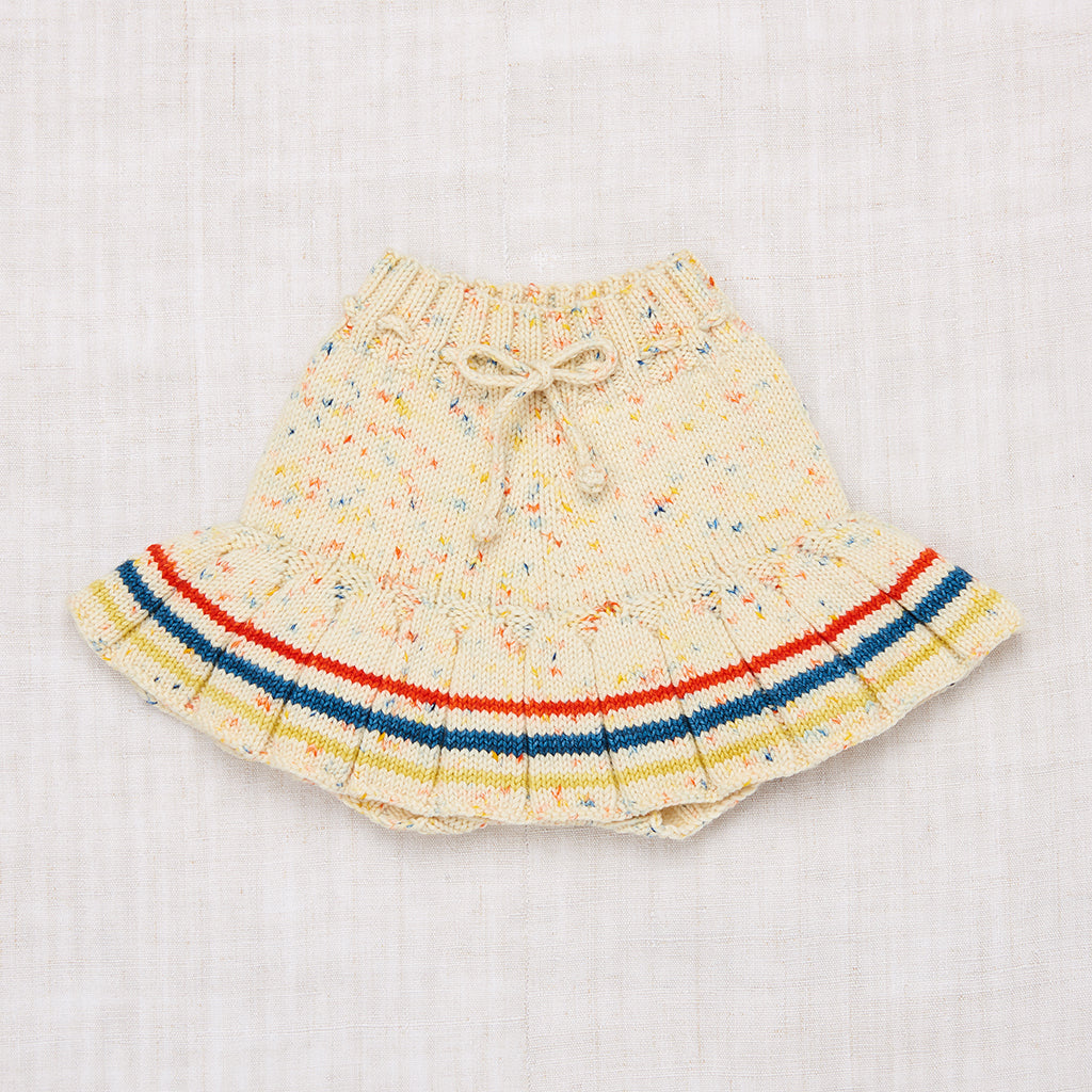 Skating Pond Skirt - Primary Confetti Color