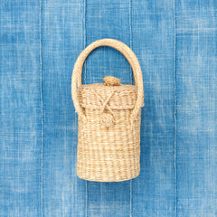 Small Lunch Pail Basket