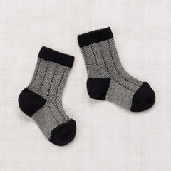 Two Tone Ankle Sock