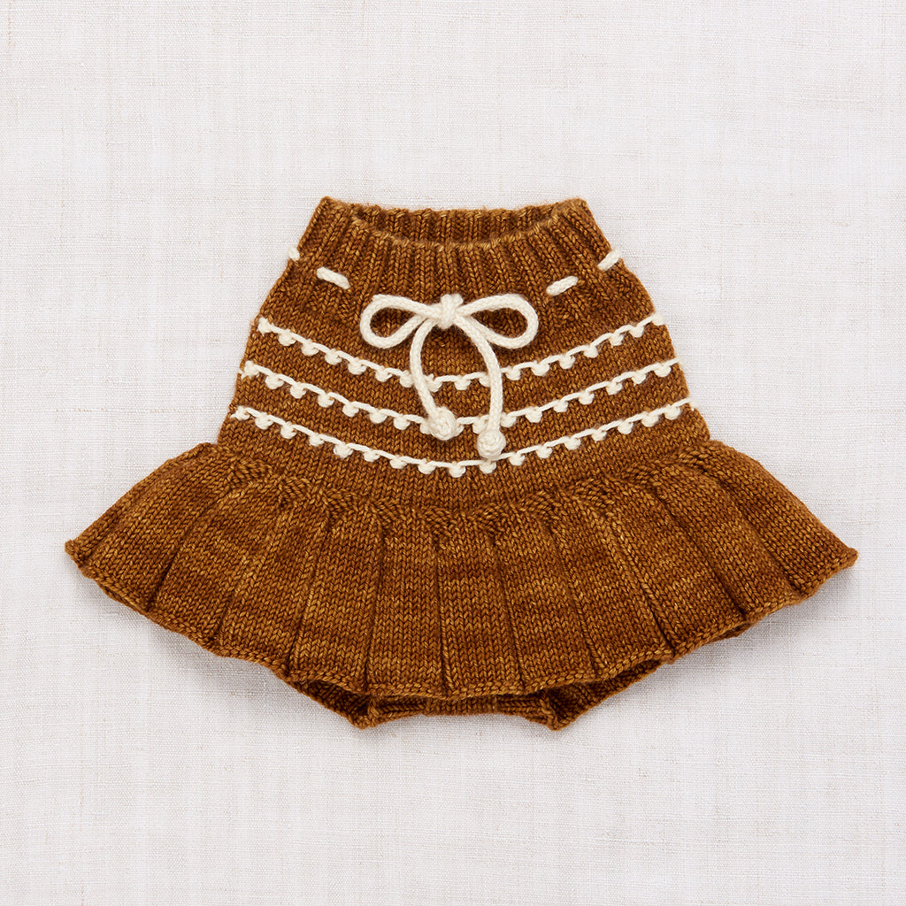 String of Bobbles Skirt