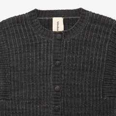 Studio Cardigan / Graphite