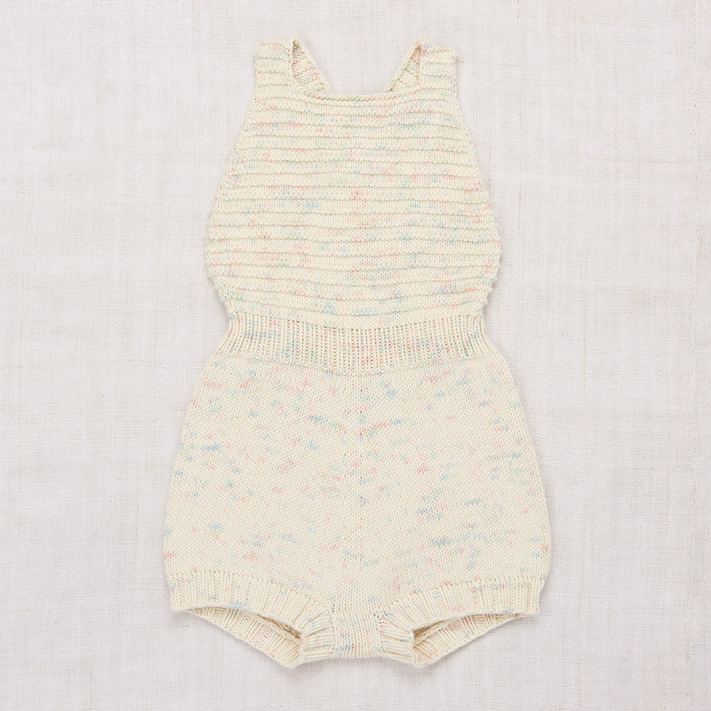 Confetti Sugar Maple Sunsuit