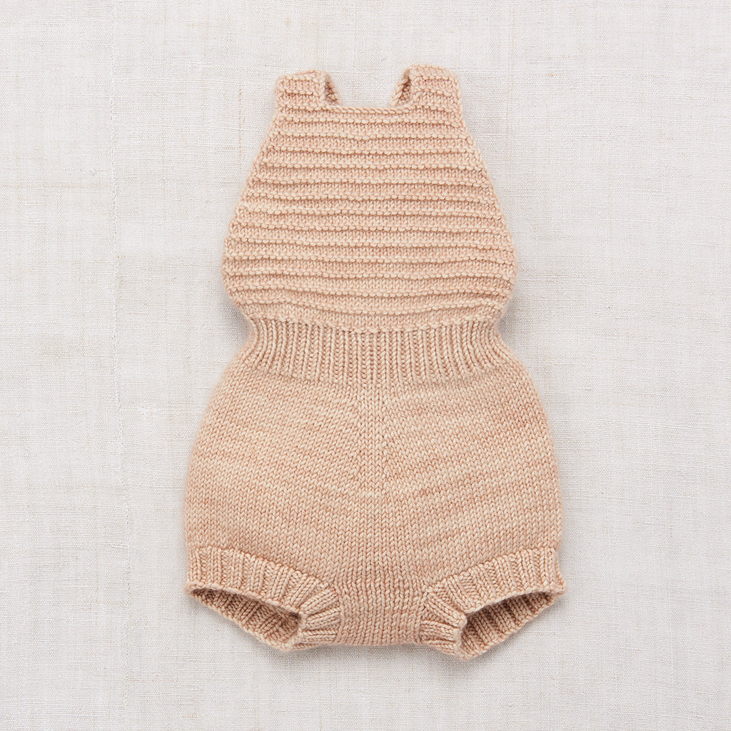 Layette Sugar Maple Sunsuit