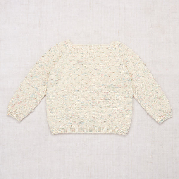 Confetti Summer Popcorn Sweater