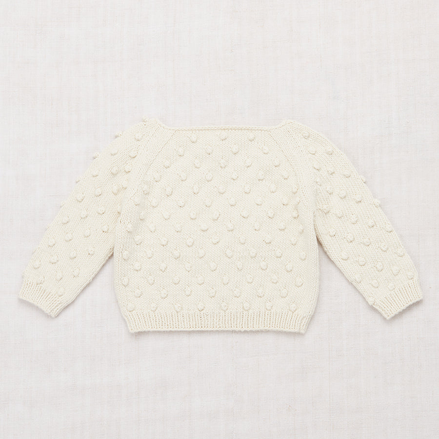 Summer Popcorn Sweater - Vanilla