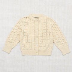 Windowpane Cardigan