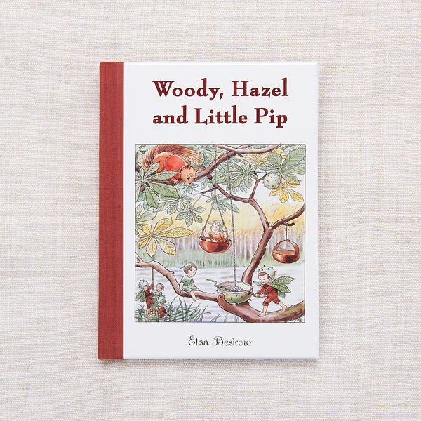Woody, Hazel & Little Pip