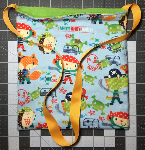 Bonding Bag - Pirate Animals