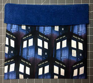 Sleeping Bag - Doctor Who Tardis