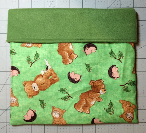 Sleeping Bag - Teddy Bear Hedgehogs