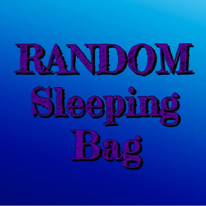 Sleeping Bag - Random