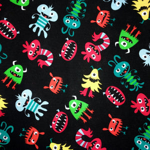 Sleeping Bag - Colorful Monsters
