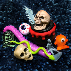 Spooky Toy Set