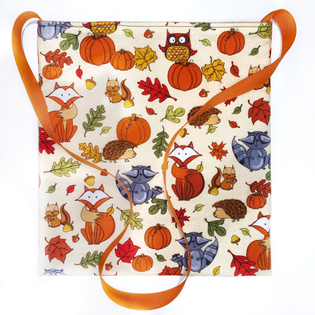 Bonding Bag - Pumpkin Animals