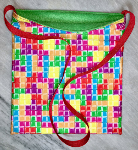 Bonding Bag - Tetris