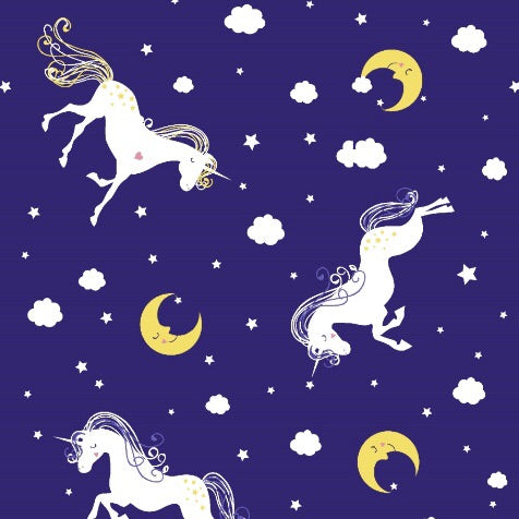 Sleeping Bag - Unicorn Sky