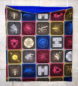 Sleeping Bag - Game of Thrones Squares