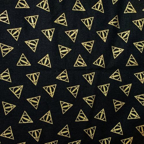 Sleeping Bag - Deathly Hallows (Metallic)