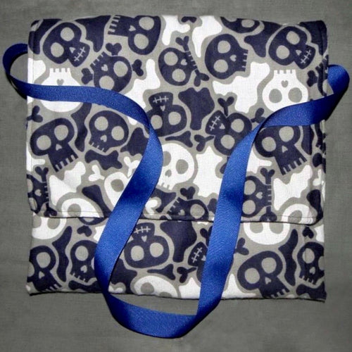 Carry Bag - Camo Skulls
