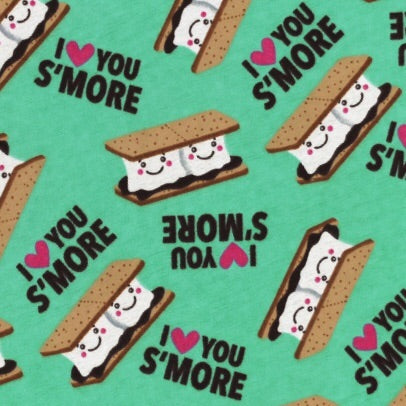 Sleeping Bag - S'mores