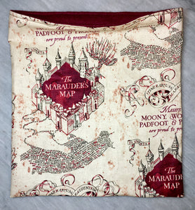 Sleeping Bag - Marauder's Map