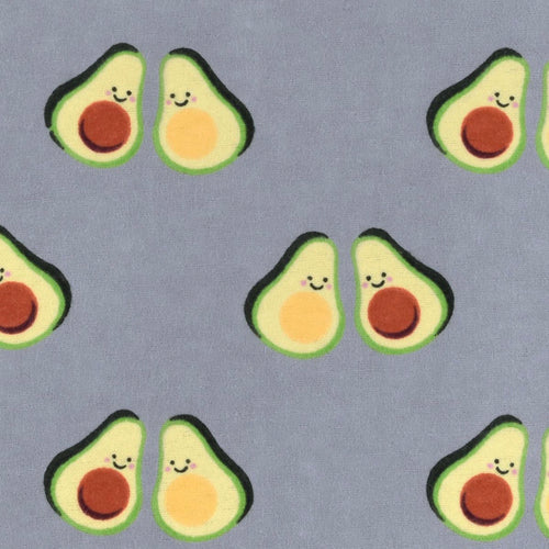 Sleeping Bag - Cute Avocado