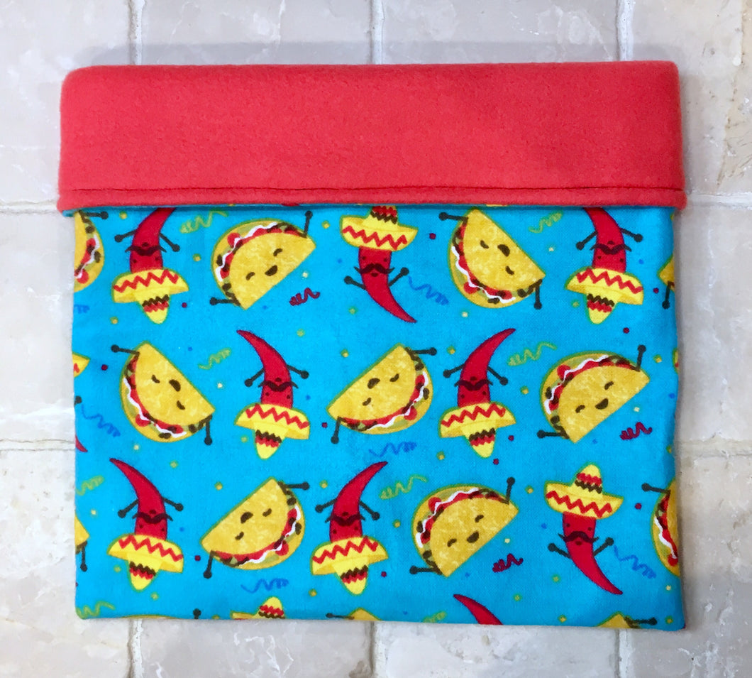 Sleeping Bag - Cute Tacos
