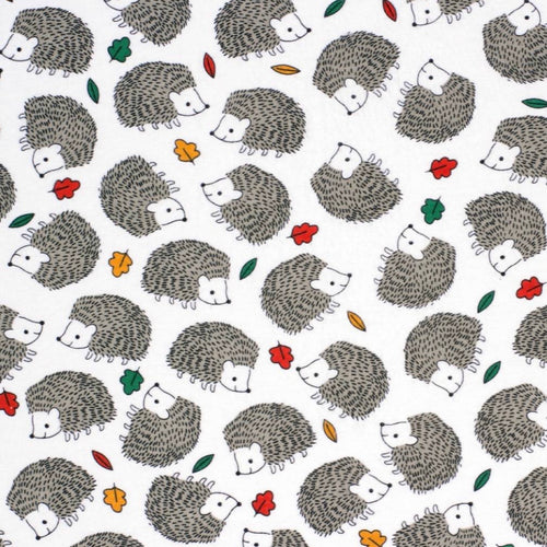 Sleeping Bag - Fall Hedgehogs