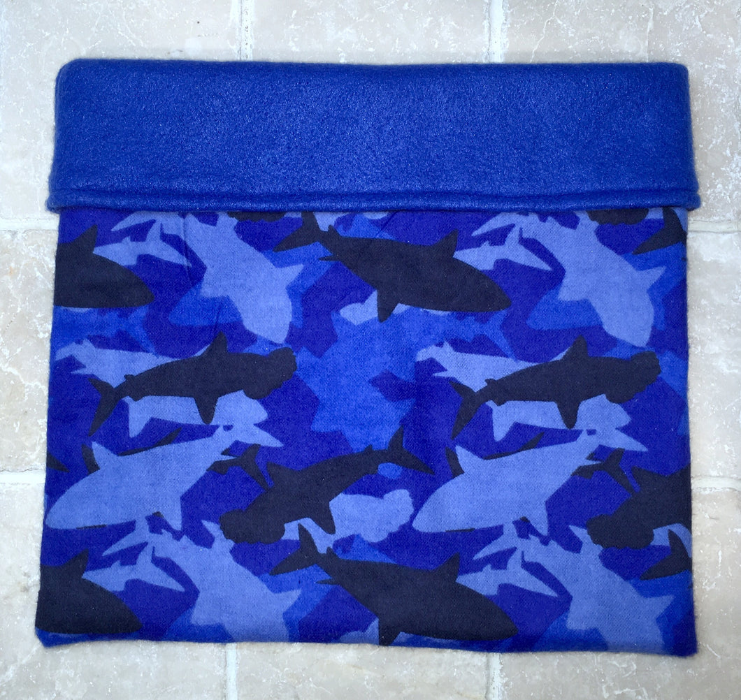 Sleeping Bag - Sharks Camo