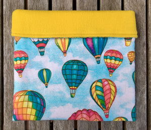 Sleeping Bag - Hot Air Balloons