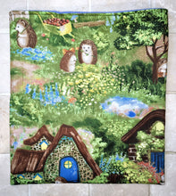 Load image into Gallery viewer, Sleeping Bag - Hedgehog Village