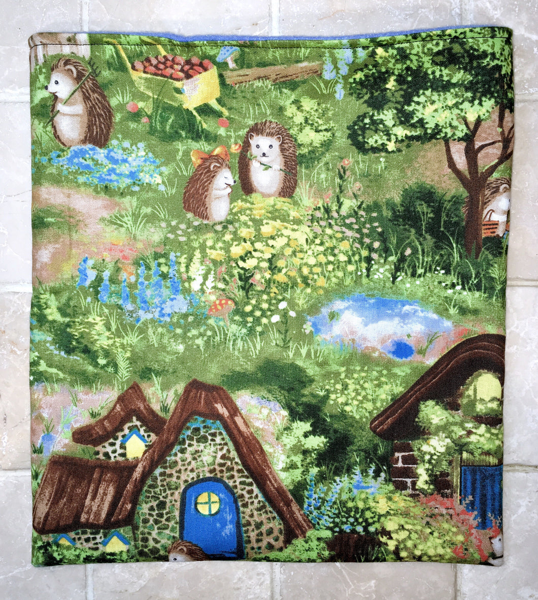 Sleeping Bag - Hedgehog Village
