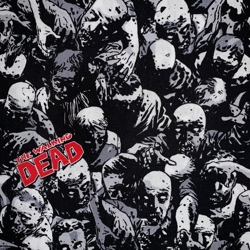 Sleeping Bag - TWD Zombies