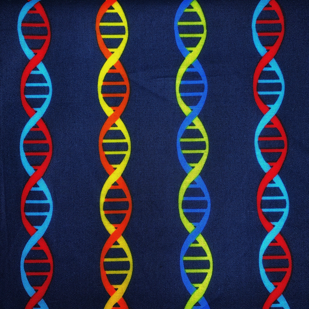 Sleeping Bag - Colorful DNA