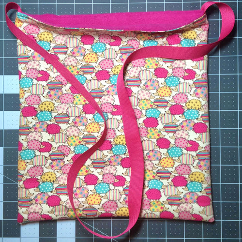 Bonding Bag - Tiny Pattern Hedgehogs