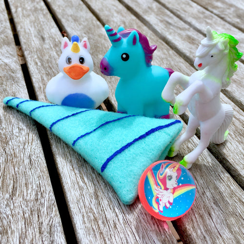 Unicorn Toy Set