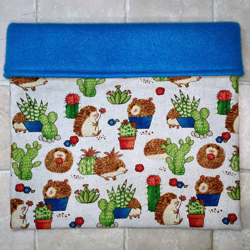 Sleeping Bag - Cactus Hedgehogs