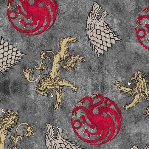 Sleeping Bag - Game of Thrones Sigils