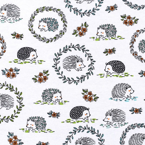 Sleeping Bag - Garland Hedgehogs