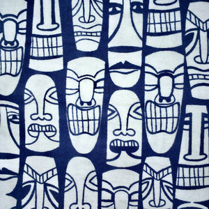 Sleeping Bag - Tiki Masks