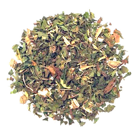 MELLOW MALLOW COUGH & THROAT TEA