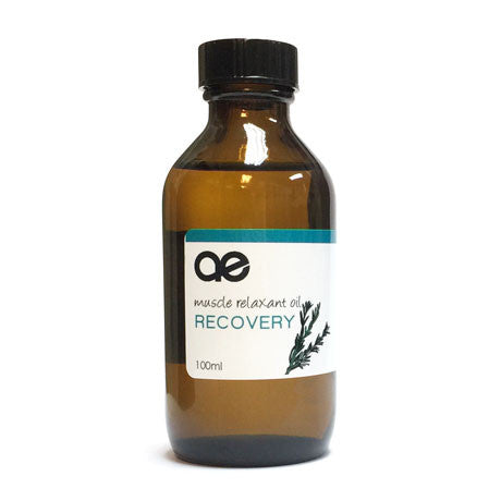 RECOVERY MUSCLE RELAXANT MASSAGE OIL