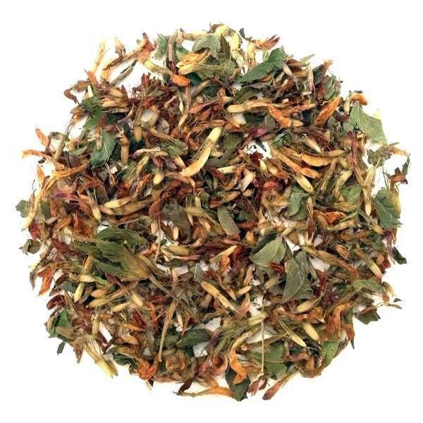 RED CLOVER CERTIFIED ORGANIC HERBAL TEA