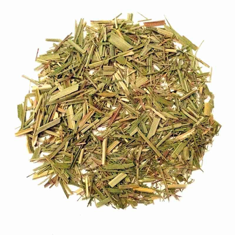 Lemongrass Certified Organic Herbal Tea
