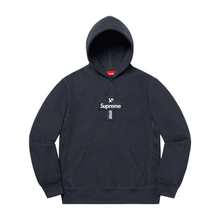 Load image into Gallery viewer, Supreme Cross Box logo Hoodie