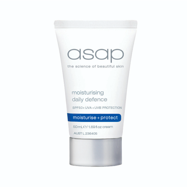 Moisturising Daily Defense SPF50+