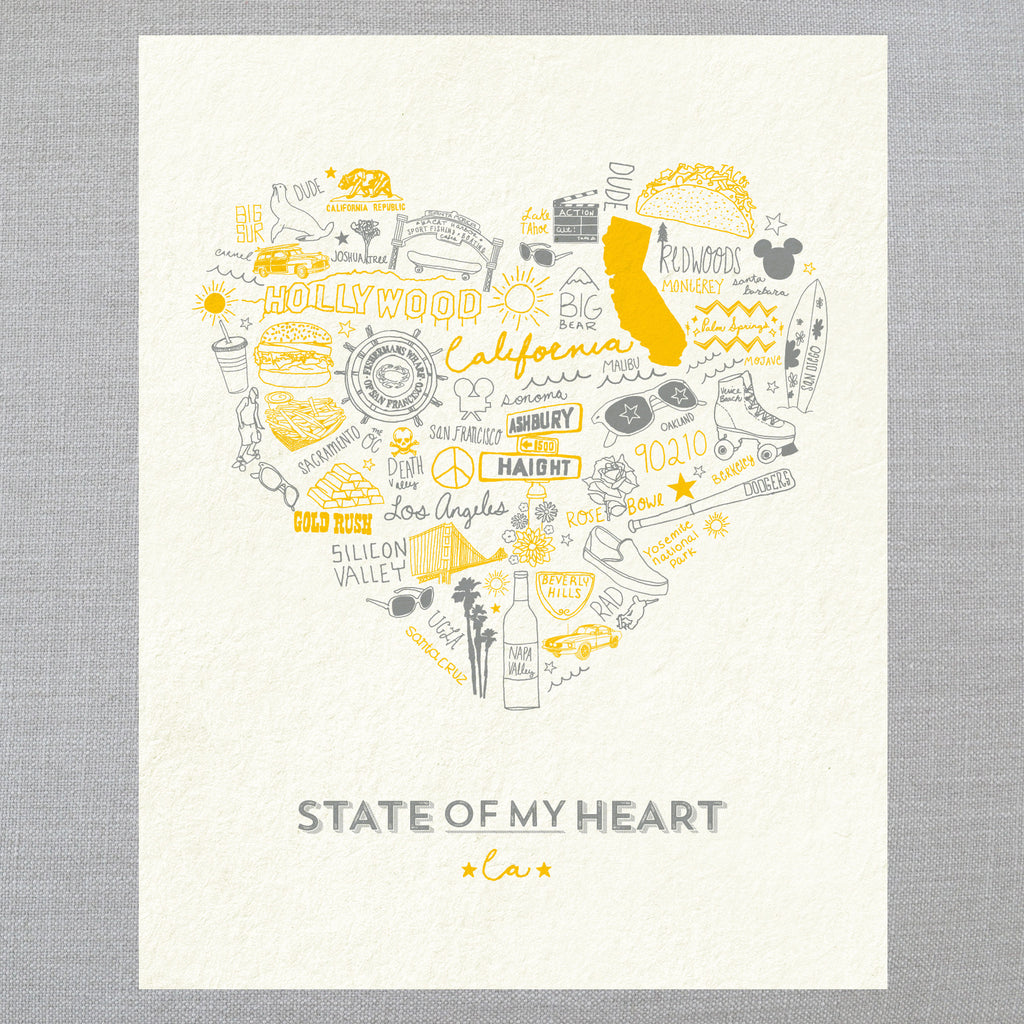 State of My Heart - Art Prints
